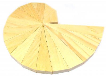 Garage Physics Spiral of Theodorus Kit