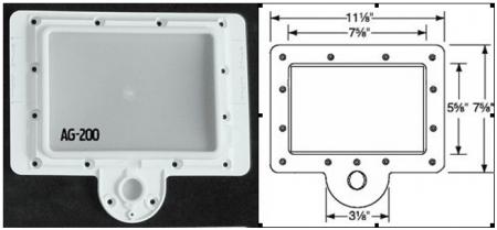 Super-Pro® Skimmer Door™ (Various Styles)