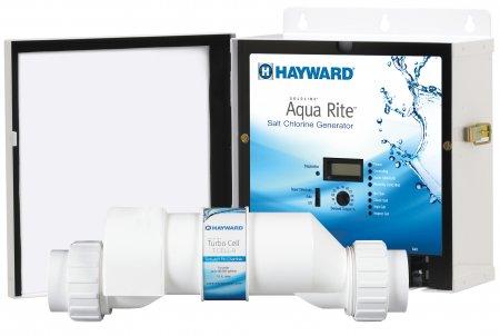 Hayward Aqua Rite In-Ground Pool Salt Water System (Various Pool Sizes)