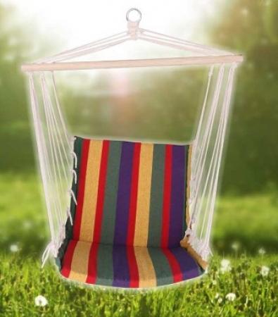Striped Hammock Chair Poolsupplies Com