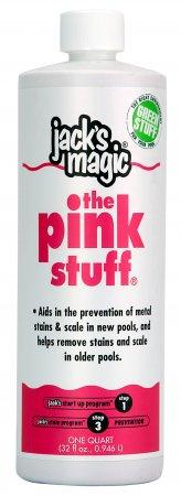 Jack S Magic 174 Pink Stuff Metal Solution Poolsupplies Com