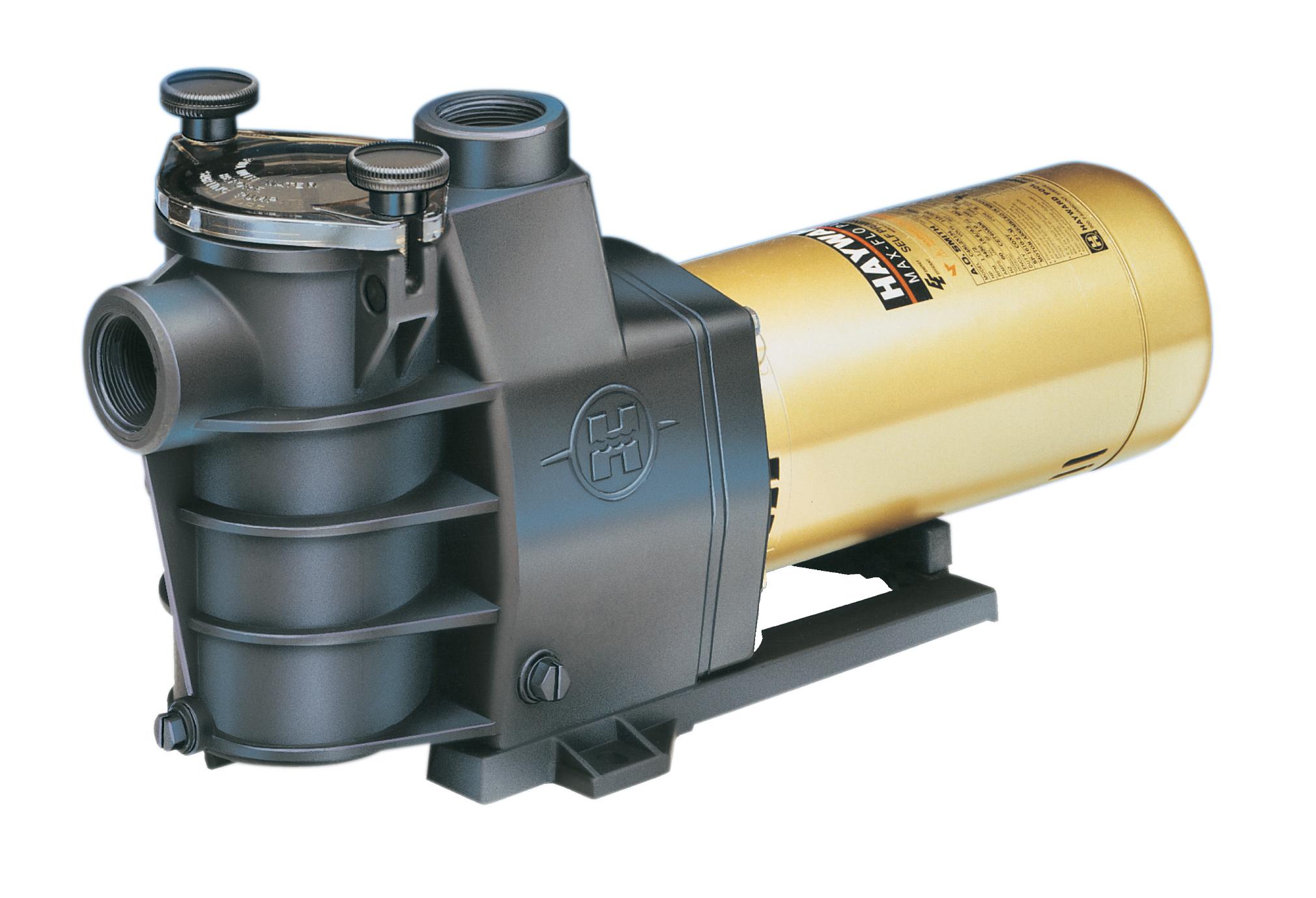 Hayward max flo pump 3 4 hp - Hayward swimming pool ...