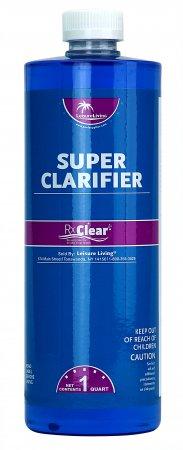 Rx Clear 174 Super Clarifier 1 Quart Poolsupplies Com