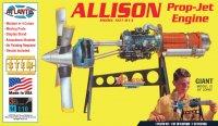 Allison Prop Jet Engine Model Kit