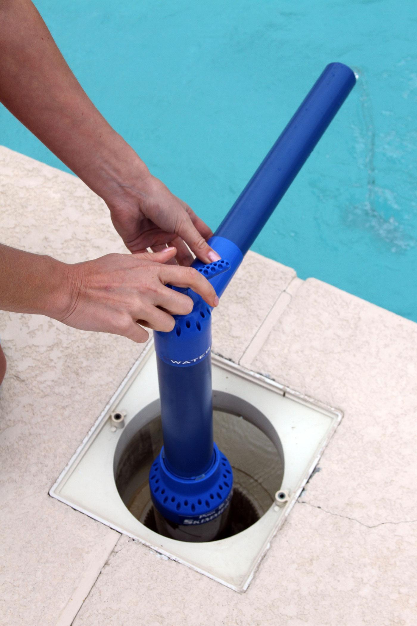 Pool Blaster Skimmer Vac By Water Tech Poolsupplies Com