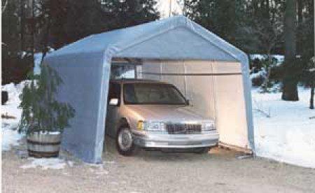 Garage in. a box style - 12 x 20 x 8