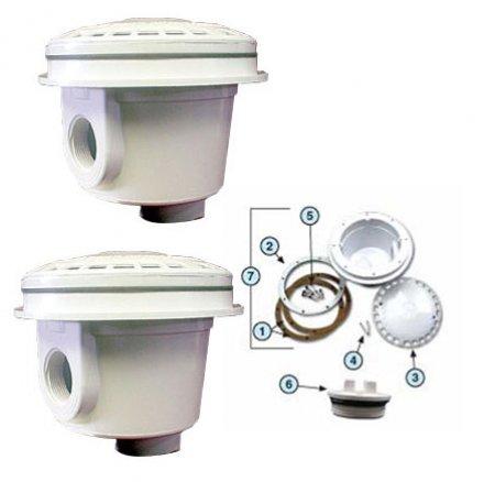 Dual Main Bottom Drain Kit