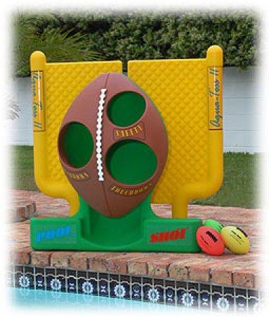 AQUA TOSS II WATER FOOTBALL