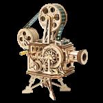Vitascope Mechanical Wood Model Kit