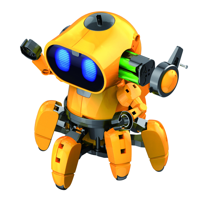 Kiko 893 Artificial Intelligence Robot Kit Scientificsonline Com