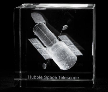 NASA Spacecraft Laser Cubes  - Series 1