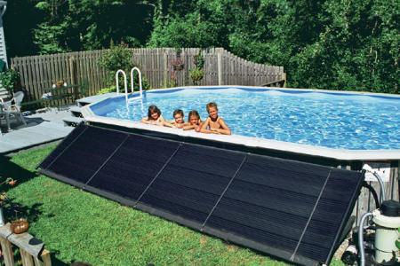 Sun2Solar® Ground Solar System Kit 4' x 20'