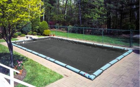 Buffalo Blizzard® Mesh Winter Cover - Rectangular Pools