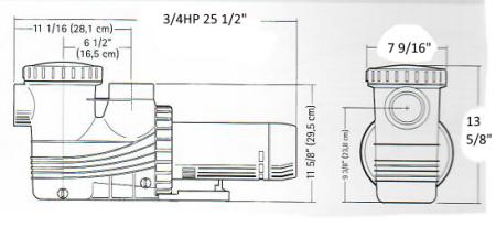 jacuzzi magnum force pump manual
