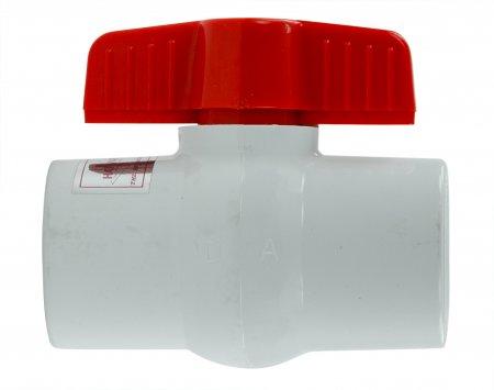"1½"" PVC Ball Valve - Female Slipfit"