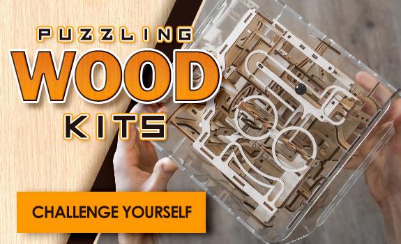 Advanced Wood Kits