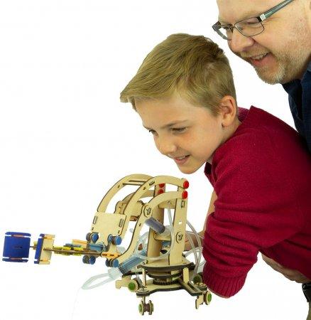 Smartivity Pump It, Move It, Hydraulic Arm