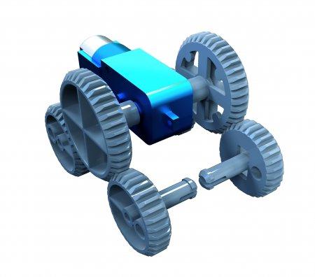 Walking Robot - ScientificsOnline.com