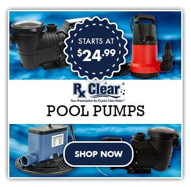 Pool Pumps
