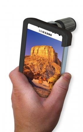 HookUpz  Samsung Galaxy S4 Adapter Monocular