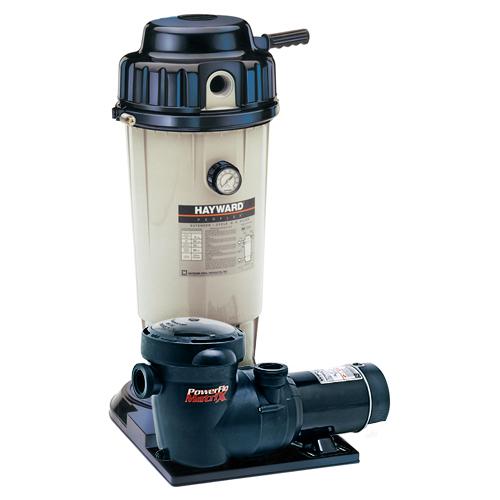 Hayward 174 Perflex Ec 50 De Filter System 1 Hp Matrix