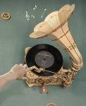 Gramophone Wood Kit