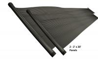 Sun2Solar® Add On Panels 4' x 20'