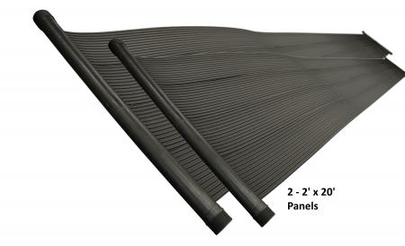 Sun2Solar® Roof-Mounted Solar System