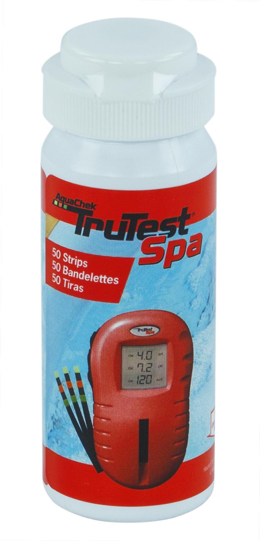 aquachek salt test strips instructions