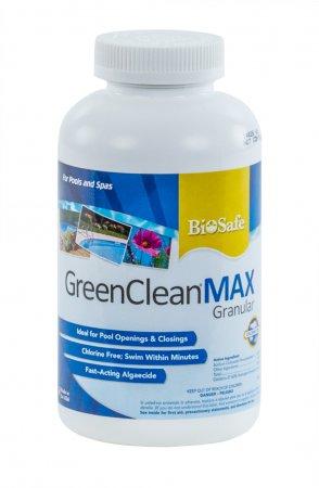 Greencleanmax Granular 2 Lbs Poolsupplies Com