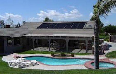 Fafco® Solar Bear Solar Heating System - 4' x 20' Panel