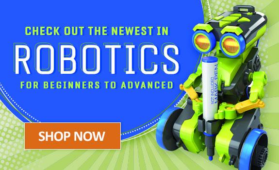 Robotics @ Scientifics Direct