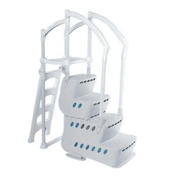 Biltmor Above Ground Step And Ladder System Poolsupplies Com