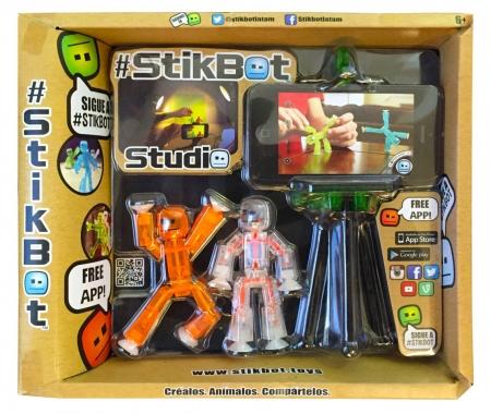 StikBot Studio Pack