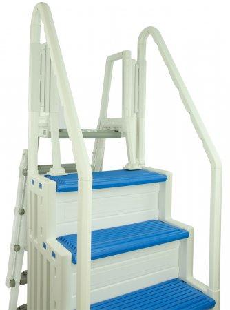 Confer Inpool Step & Ladder - Complete Set (Various Colors)