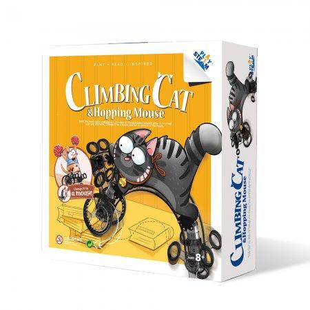 Climbing Cat & Hopping Mouse Kit
