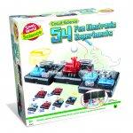 54 Fun Electronic Experiments Kit