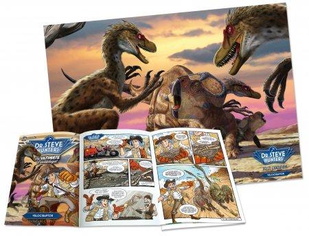 Paleo Expeditions Velociraptor