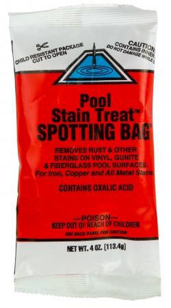 Pool Stain Treat Spotting Bag (4 oz.)