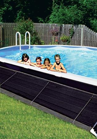 Sunheater 2 39 x 10 39 solar heating universal system - Swimming pool solar heating system ...