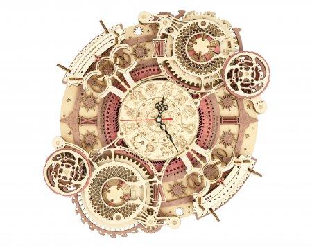 Zodiac Wall Clock Kit