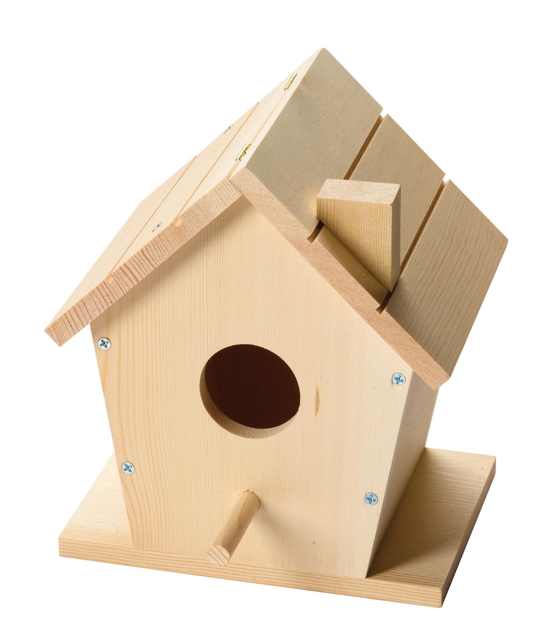 Bird house kit for Birdhouse project