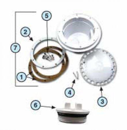 Bottom Drain Sealing Ring