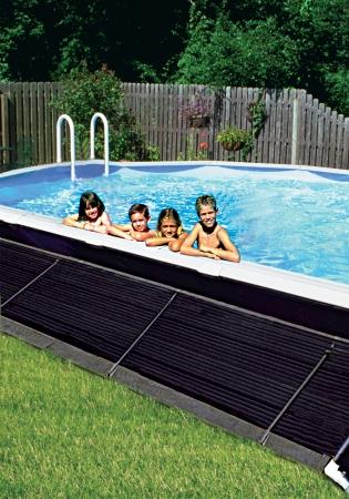SunHeater® 2' X 20' Solar Heating Universal System