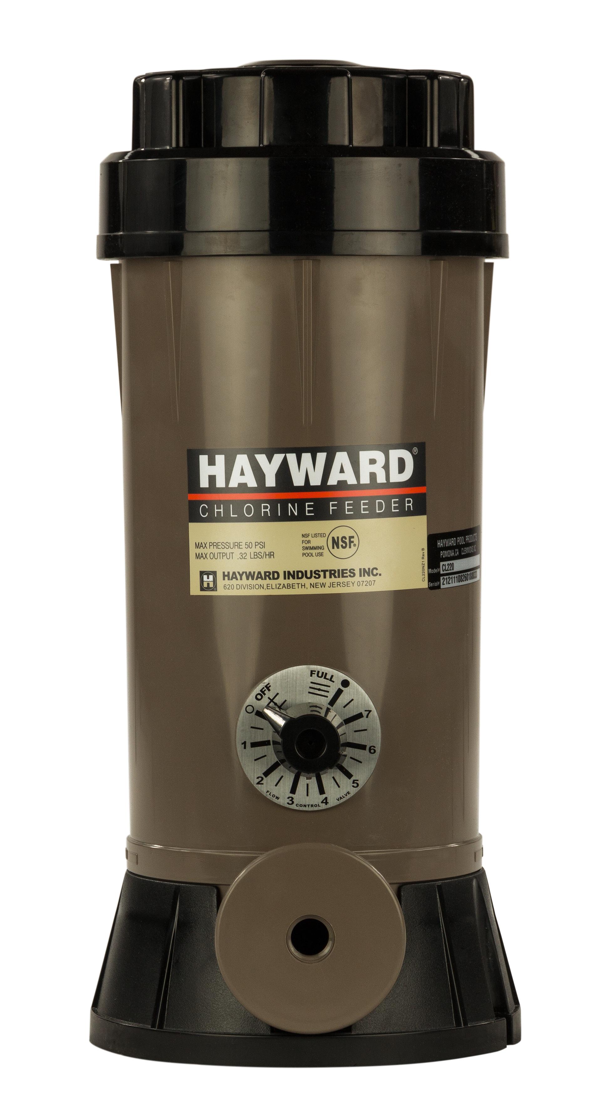 Hayward Off Line Cl 220 Chlorinator For Inground Pools 9