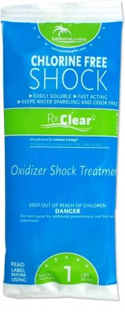 Rx Clear® Chlorine Free Pool Shock