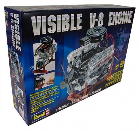 The V-8 Combustion Engine