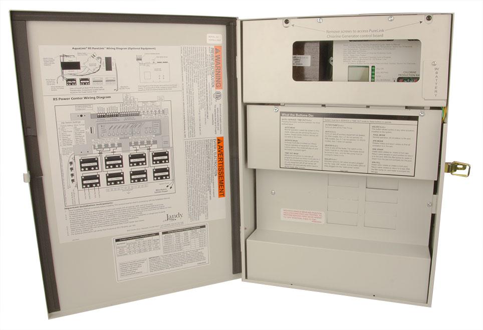 Jandy Purelink 6614ap700 Sub Panel Water Purification