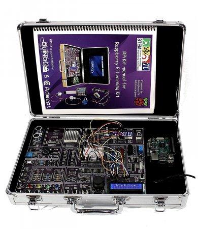 Raspberry Pi3 Learning Kit