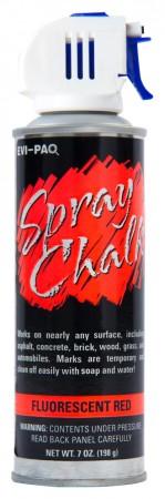 Fluorescent Spray Chalk, Red (3123747)